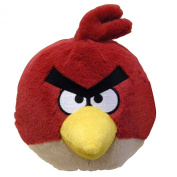 Angry Birds Red Plush Soft Toy