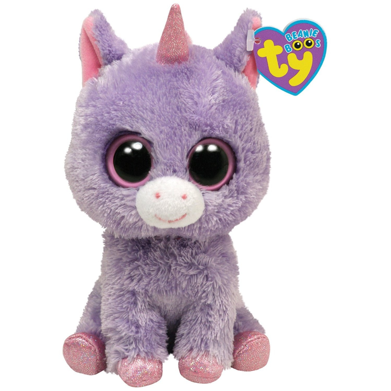 1b46b15a39f Ty Beanie Boos Rainbow - Unicorn by TY Beanie Boos - Shop Online for ...