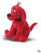 Clifford the Big Red Dog 18cm Sitting Plush Dog by Douglas Cuddle Toys
