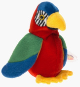 Jabber the Parrot - TY Beanie Baby