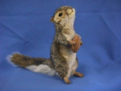 Grey Squirrel 20cm by Hansa