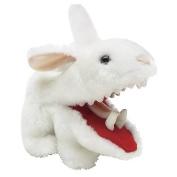 Toy Vault Rabbit Plush with Big Pointy Teeth