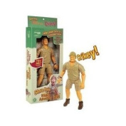 Steve Irwin Talking Action Figure [Toy]