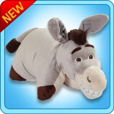 My Pillow Pet Shrek Donkey