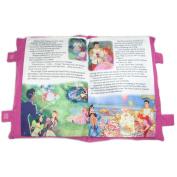 Disney Cinderella Story Book Pillow w/ Musical Bookmark