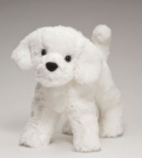 Plush Dog Stuffed Animal Dandelion Puff Bichon 20cm