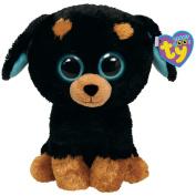 Ty Beanie Boos Buddy - Tuffy the Rottweiler