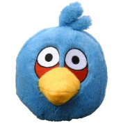 Angry Birds 13cm Plush With Sound Blue Bird