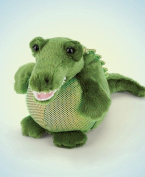 Bearington Bear STOUT SPROUTS-CHOMPERS Alligator #310202 Plush Doll 15cm NEW Spring 2012