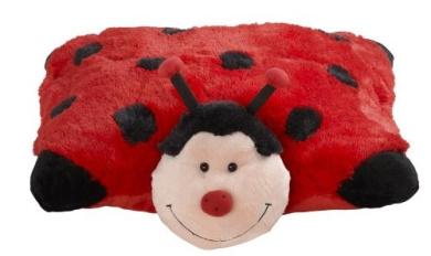 My Pillow Pets Miss Lady Bug 46cm