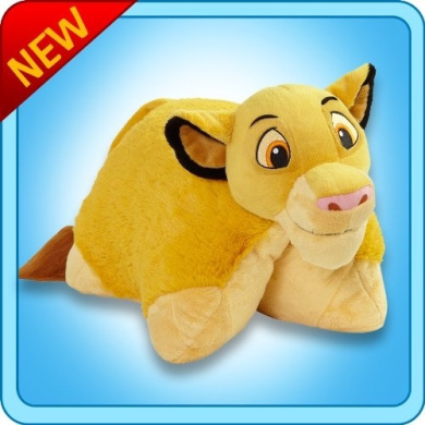 My Pillow Pets Disney Large 46cm Simba Pillow