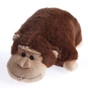 Monkey Stuffed Animal Pillow