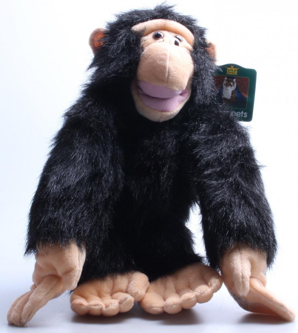 Chimpanzee Body Puppet 41cm by Wild Republic