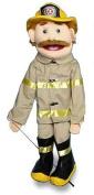 Fireman Soft Puppet