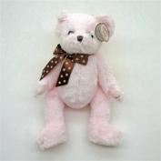 Pink Dottie Bear by Bearington - 198670