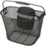KLICKfix by Rixen & Kaul Mini basket - black