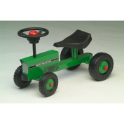 Scoot-a-Long Pedal Free Mini Tractor Pedal Car