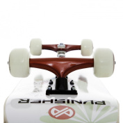 Punisher Skateboards Essence Complete 80cm Skateboard with Canadian Maple