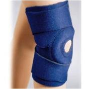 FLA Orthopaedics FL37-3071LNVY EZ-ON NEOPRENE KNEE WRAP - Size- X-Large -20-80cm .