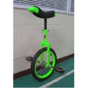 50cm discoverer dream green Taiwan knight professional competitive unicycle