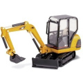 Norscot Cat 302.5 Mini Hydraulic Excavator with work tools 1:32 scale