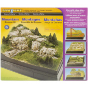 Woodland Scenics Scene-A-Rama Mountain Diorama Kit