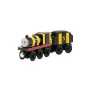 Busy As a Bee James - Thomas Wooden Railway in bulk poly bag package.