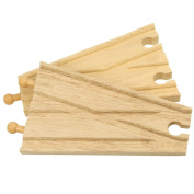 Bigjigs Wooden Expansion Train Track