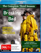 Breaking Bad [Region B] [Blu-ray]