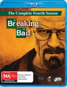 Breaking Bad: Season 4 [Region B] [Blu-ray]