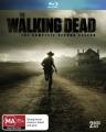 The Walking Dead: Season 2  [2 Discs] [Region B] [Blu-ray]