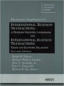 Folsom, Gordon, Spanogle Jr., Fitzgerald and Van Alstine's International Business Transactions