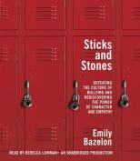 Sticks and Stones [Audio]
