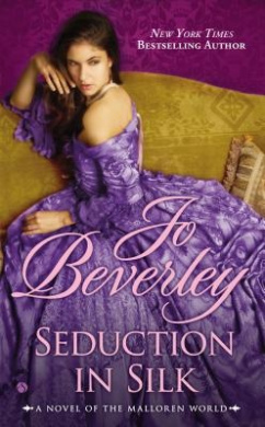 Seduction in Silk (Malloren World)