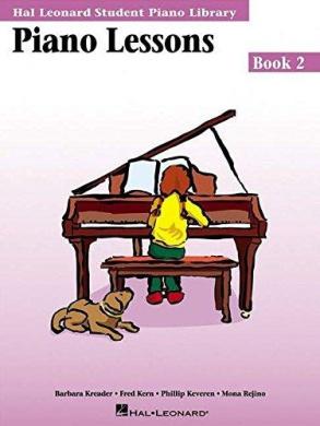 Hal Leonard Student Piano Library: Piano Lessons: Book 2