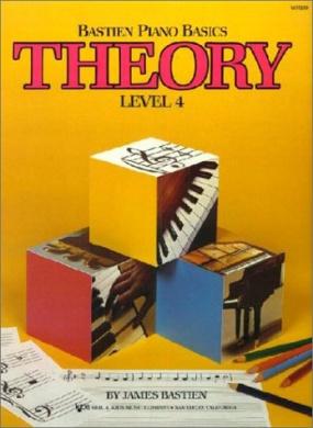Bastien Piano Basics: Theory Level 4