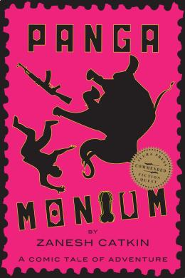 Pangamonium: A Comic Tale of Adventure