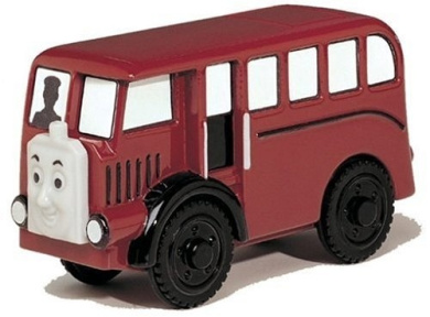 Thomas and Friends Wooden Railway: BATTERY OPERATED BERTIE