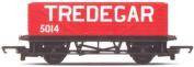 Hornby R6370 00 Gauge Tredegar LWB Open Wagon Railroad Rolling Stock