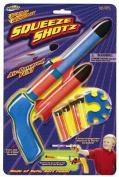 Squeeze Shotz Foam Rocket/Dart Gun