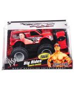WWE Wrestling ** R/C Big Rides Remote Control Van ** John Cena **