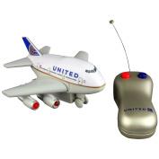 Daron Worldwide Trading TT77705-1 United Radio Control with LIGHT and Sound
