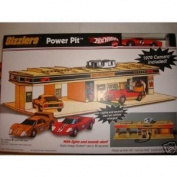 Hot Wheels Sizzlers Power Pit with Lights and Sounds Alert w/1970 Camaro