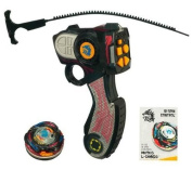 Hasbro- Beyblade Metal Fusion - Meteo L Drago Remote-Controlled Spinning Top + Launcher