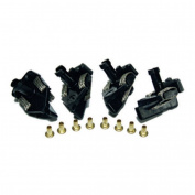 Scalextric C8071 Guide Blades - (Long Stem Black) Pack of 4 1:32 Scale Accessory
