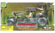 World Peacekeepers Military Buggy and Figure Set