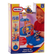 New Little Tikes Carry n Go Airport Portable Play Set