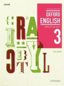 Oxford English 3 Knowledge and Skills Australian Curriculum Student Book + Obook