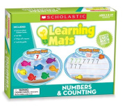 Numbers & Counting Learning Mats