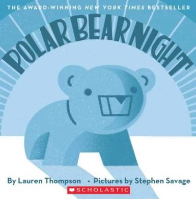 Polar Bear Night [Board Book]
